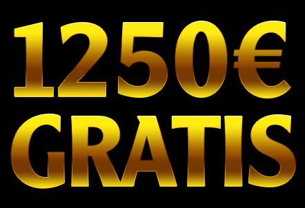 1250 Gratis