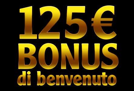 125 Bonus