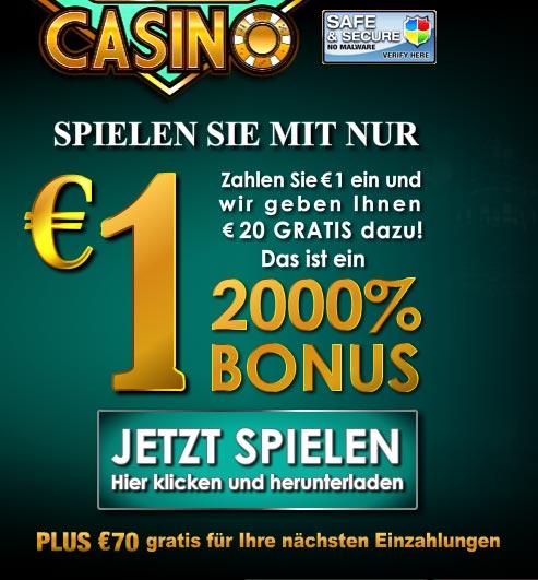 sicheres online casino jetzt speielen
