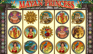 Mayan Princess Video Slot