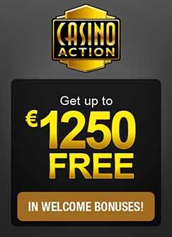 Casino action 1250 free