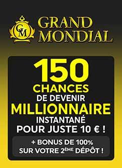 Casino Rewards Mondial